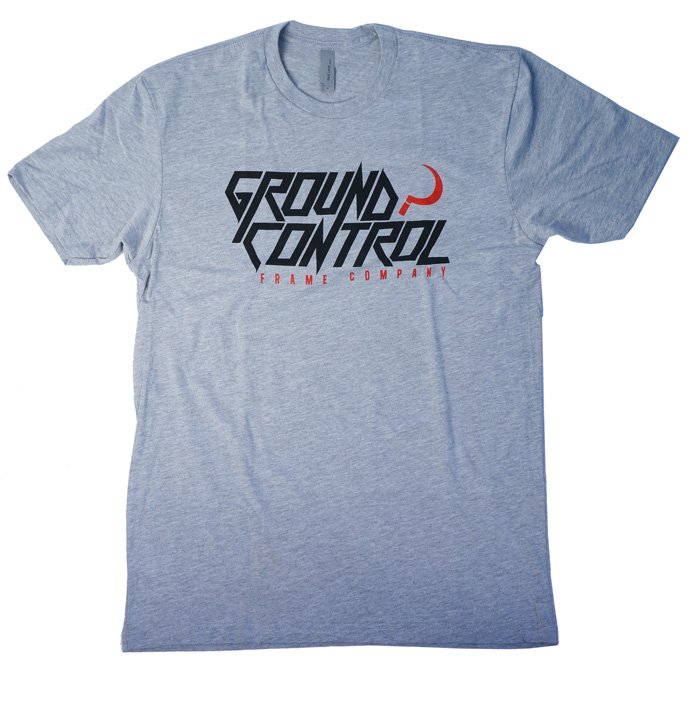 Camiseta Ground Control Blanca