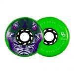 Ruedas-Unde-Cover-Trigre-80-mm-verde